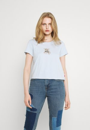 GRAPHIC SURF TEE - T-shirt con stampa - plein air