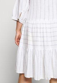 Zizzi - MCATA - Day dress - white - 4