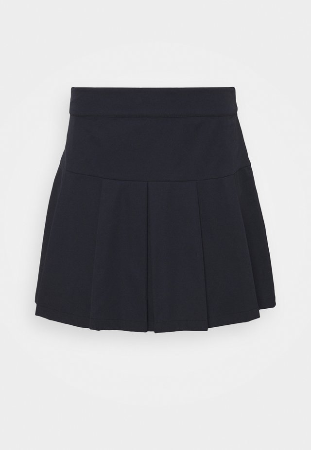 ANGELA SKORT  - Gonna sportivo - navy