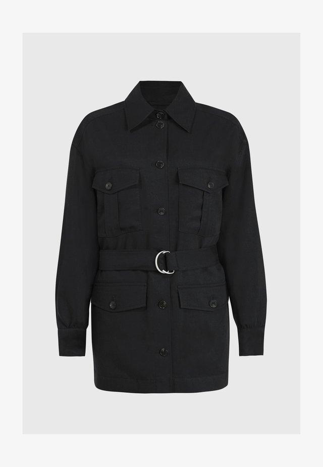 JAX  - Summer jacket - black