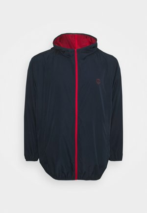 JJVIBES LIGHT JACKET  - Training jacket - navy blazer
