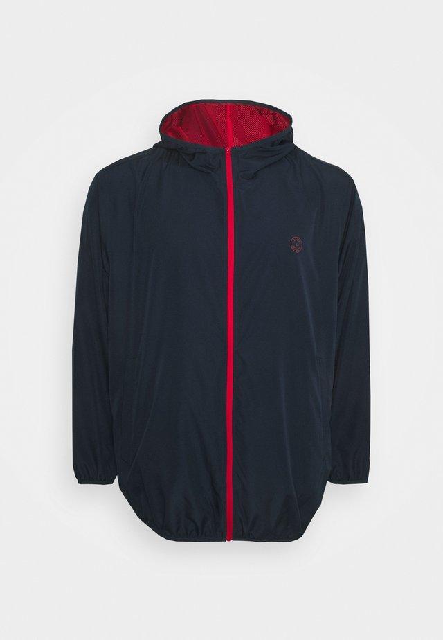 JJVIBES LIGHT JACKET  - Giacca sportiva - navy blazer
