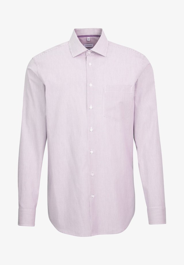 REGULAR FIT - Koszula biznesowa - rosa