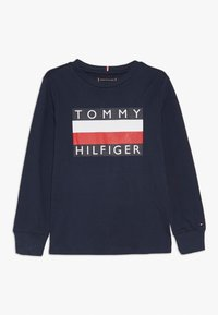 Tommy Hilfiger - ESSENTIAL TEE - T-shirt à manches longues - blue - 0