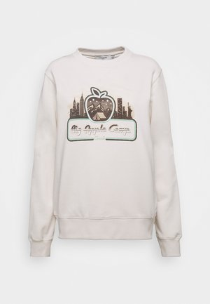 APPLE CAMP - Sweatshirt - ivory