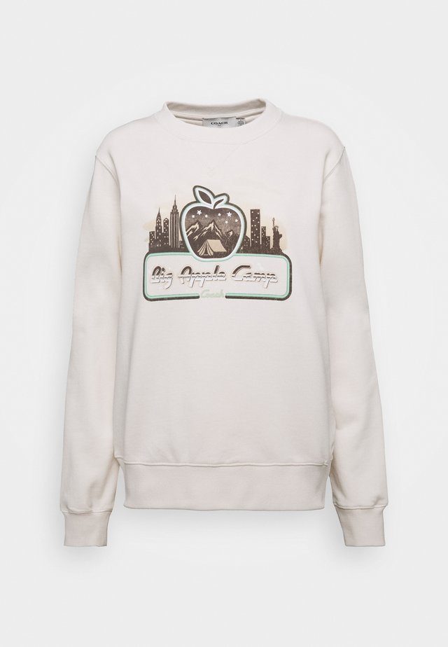 APPLE CAMP - Sweater - ivory