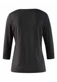 Alba Moda - Long sleeved top - schwarz beige - 5
