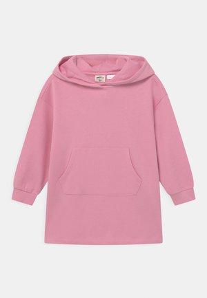 MINI HOODIE  - Day dress - prism pink