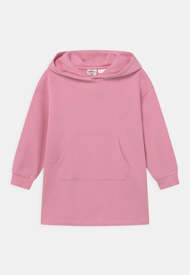 MINI HOODIE  - Korte jurk - prism pink