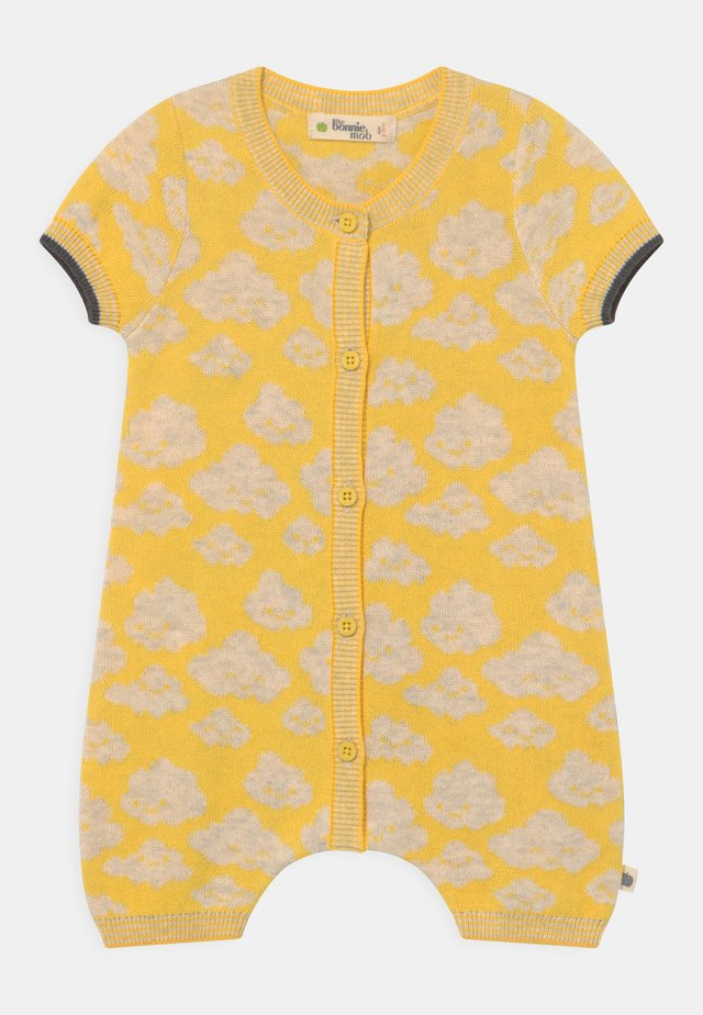 HOCKNEY SHORTY UNISEX - Jumpsuit - yellow