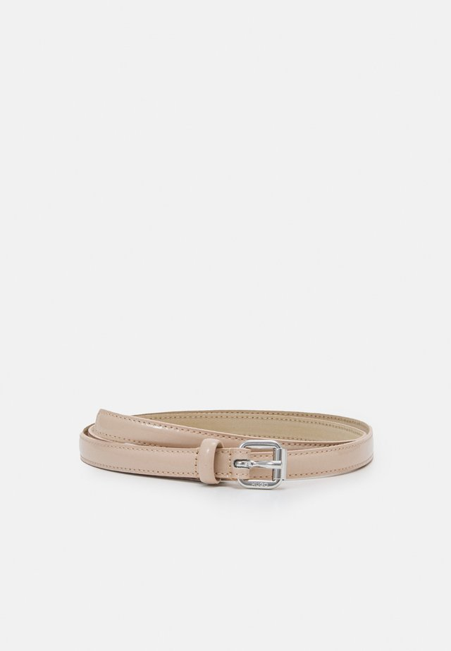 VICTORIA BELT - Pásek - light beige