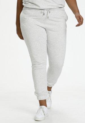 KCBELLYA - Teplákové kalhoty - light grey melange