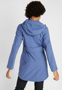 Didriksons - FOLKA WOMEN'S - Waterproof jacket - fjord blue - 2