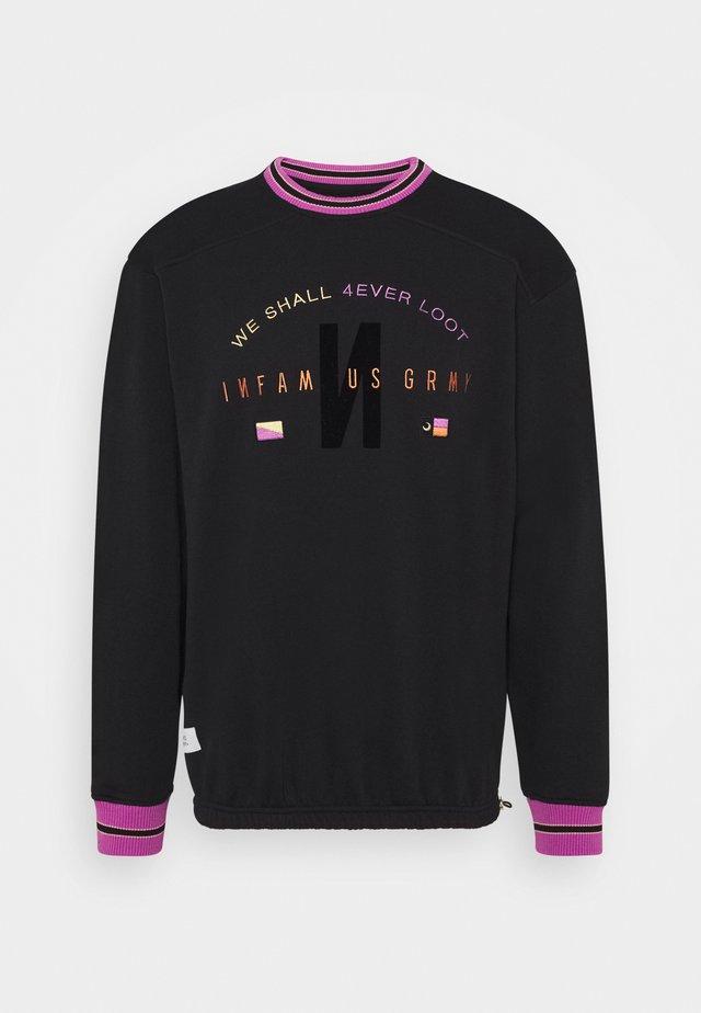 NITE MARAUDER - Sweater - black
