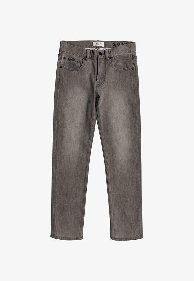 Straight leg -farkut - grey used