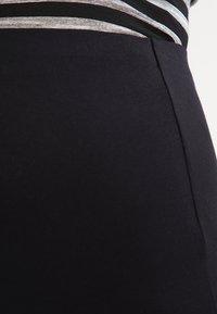 New Look Maternity - Spódnica ołówkowa  - black - 3