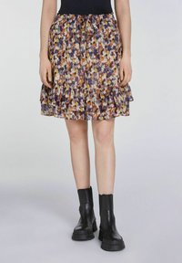 SET - A-line skirt - rose violett - 0