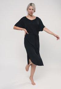 LOVJOI - Jersey dress - black - 0