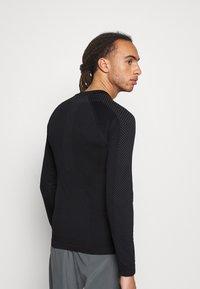 Craft - WARM INTENSITY - Long sleeved top - black - 2