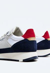 Pepe Jeans - SLAB SUMMER - Sneakers - azul marino - 4