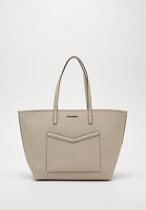 MAU TOTE - Handbag - nude