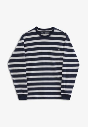 MN OFF THE WALL CLASSIC  - Longsleeve - dress blues/white