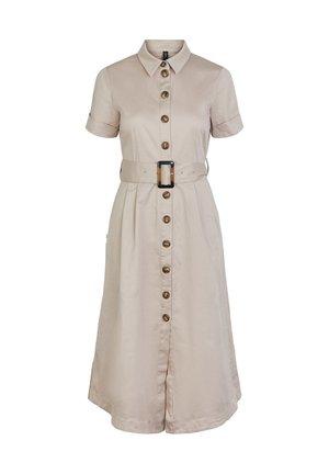 YASTALISA - Robe chemise - light taupe