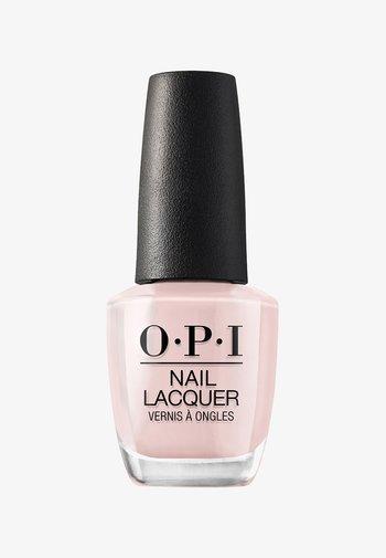 NAIL LACQUER - Nail polish - nlg 20 my very first knockwurst