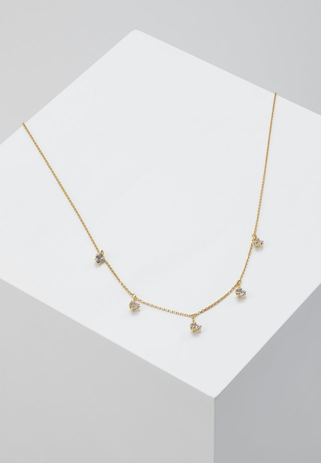 HALLEY - Necklace - gold-coloured
