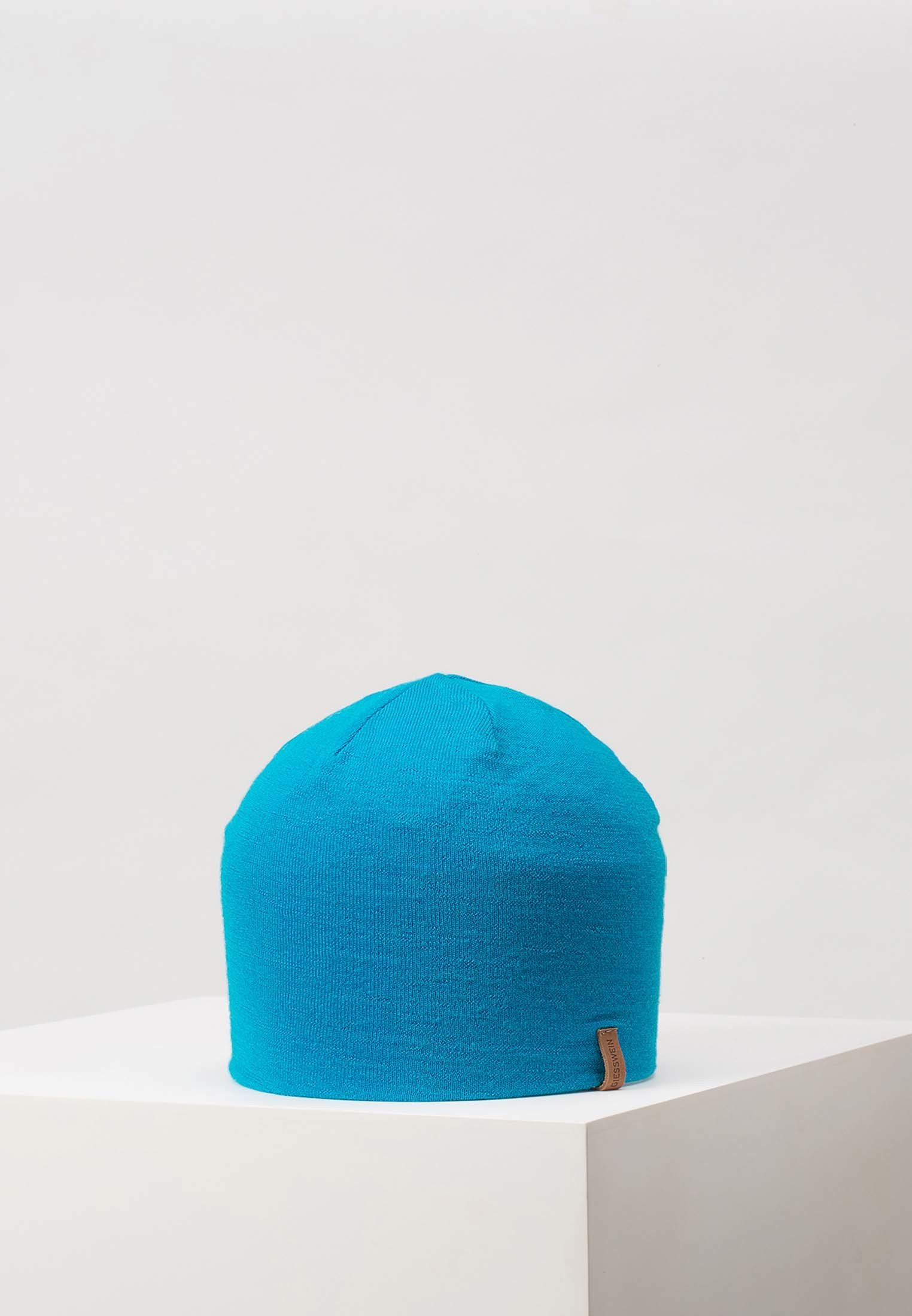 Giesswein Gehrenspitze - Mütze Cobalt/türkis