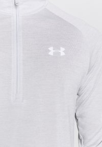 Under Armour - Funktionstrøjer - halo gray/white - 6