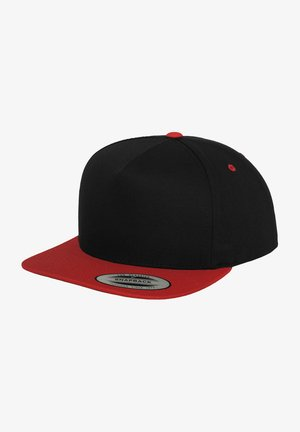 Casquette - blk/red