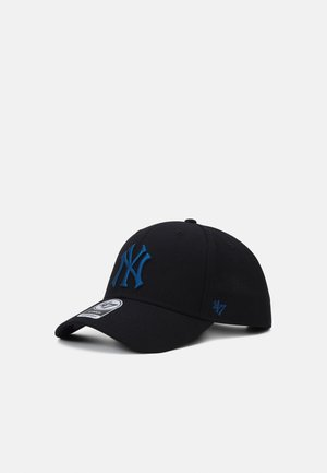 MLB NEW YORK YANKEES '47 MVP SNAPBACK UNISEX - Pet - black