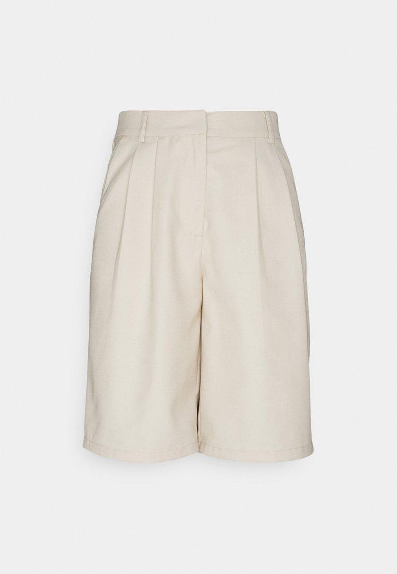 PIECES Tall - PCLIMOANE BERMUDA - Shorts - birch