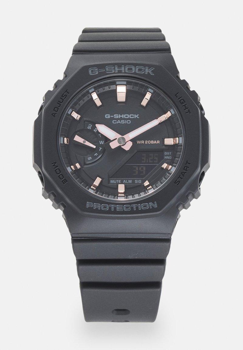 G-SHOCK - Digitální hodinky - black
