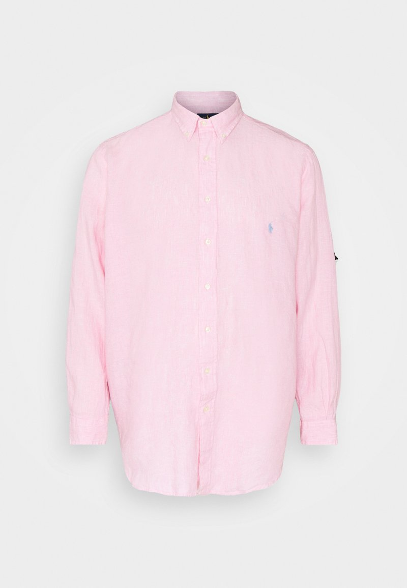 Polo Ralph Lauren Big & Tall - PIECE DYE - Shirt - light pink