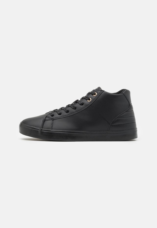 UNISEX - Sneakersy wysokie - black
