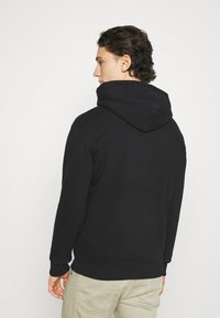 Hollister Co. - CENTERBOX LOGO - Sweatshirt - black - 2
