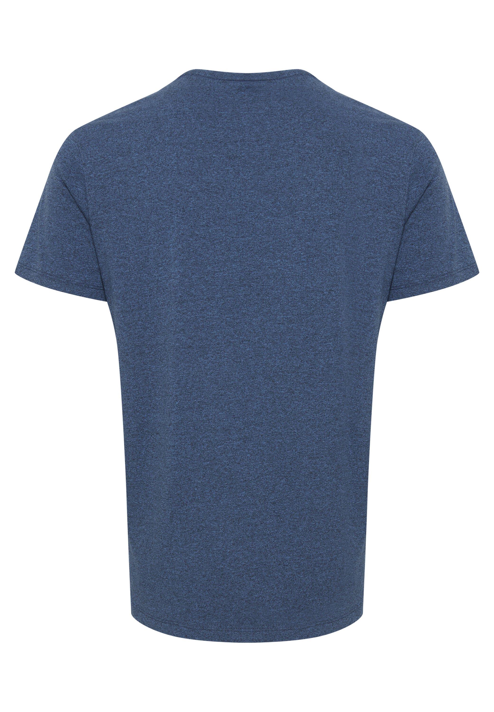 Blend Basic T-shirt - dark navy tRm4t