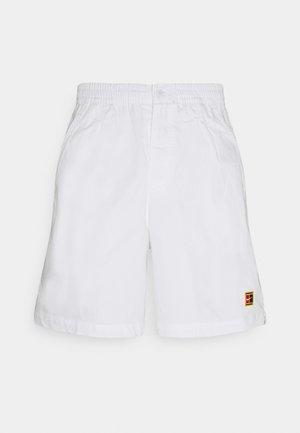 SHORT HERITAGE - Sports shorts - white