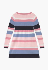 Blue Seven - KIDS STRIPE - Gebreide jurk - multi-coloured - 1