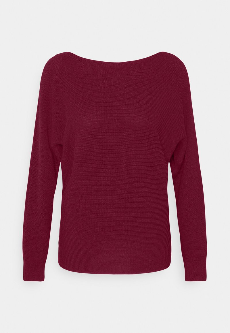 Esprit Collection - Jumper - bordeaux red