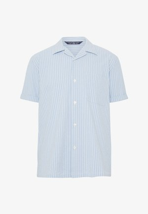HAWAII FIT SHORTSLEEVE - Shirt - light blue