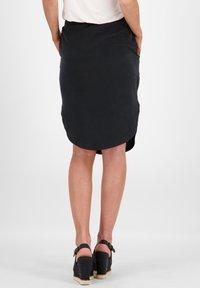 alife & kickin - HOLLYAK  - A-line skirt - moonless - 2