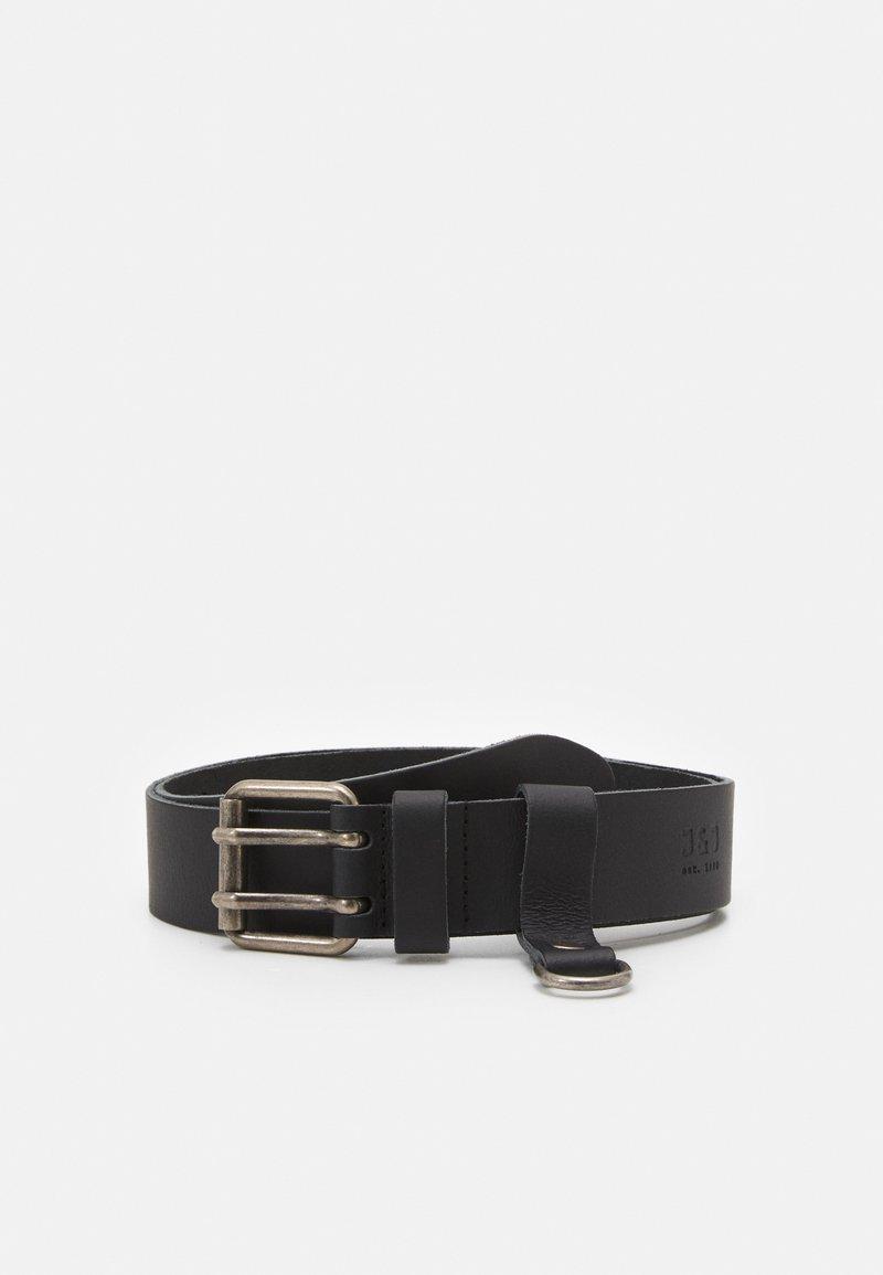 Jack & Jones - JACMICHIGAN KEYHANGER - Belt - black