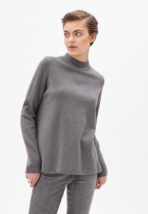 SELDAA - Sweater - mid grey melange