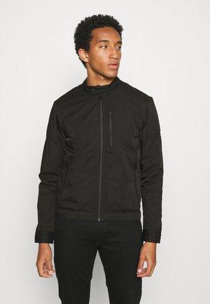 ONSPASCAL RACER JACKET - Light jacket - black