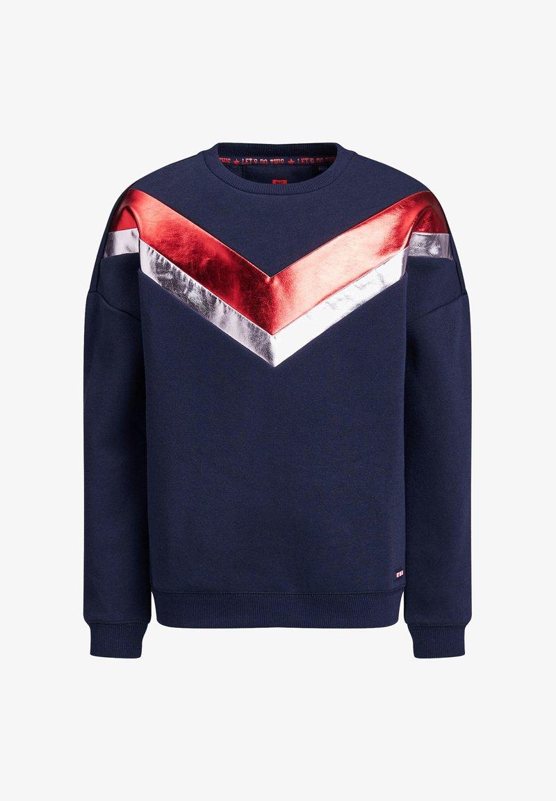 WE Fashion - Sweater - dark blue
