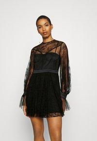 Alice McCall - LOVE MINI DRESS - Vestido de cóctel - black - 0