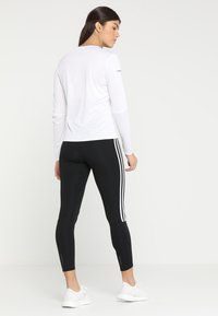 adidas Performance - RUN  - Leggings - black/white - 2